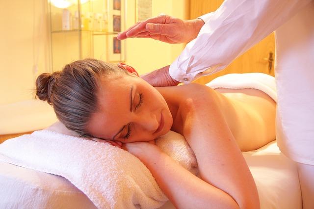 masaż wellness