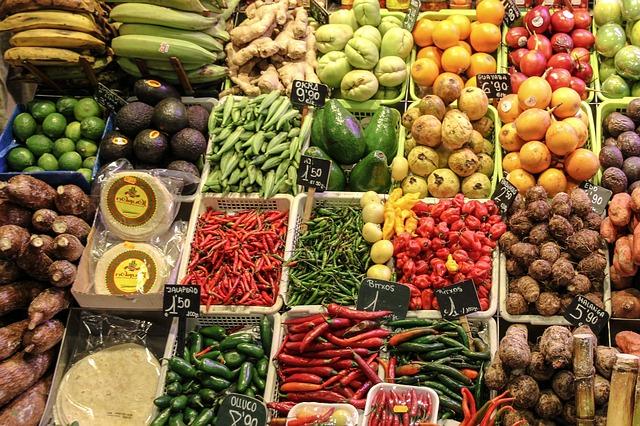 Warzywa i owoce - blog o Corporate Wellness
