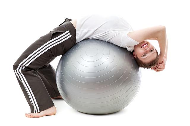 ćwiczenia na piłce