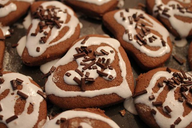 Świąteczne słodycze - blog o Corporate Wellness