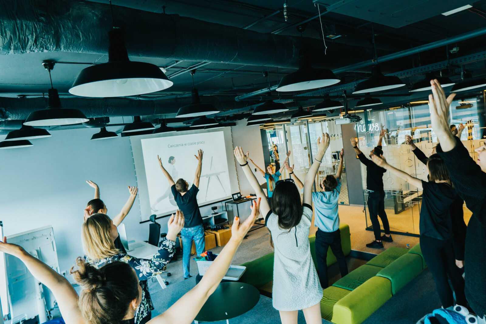 Programy wellbeing dla firm