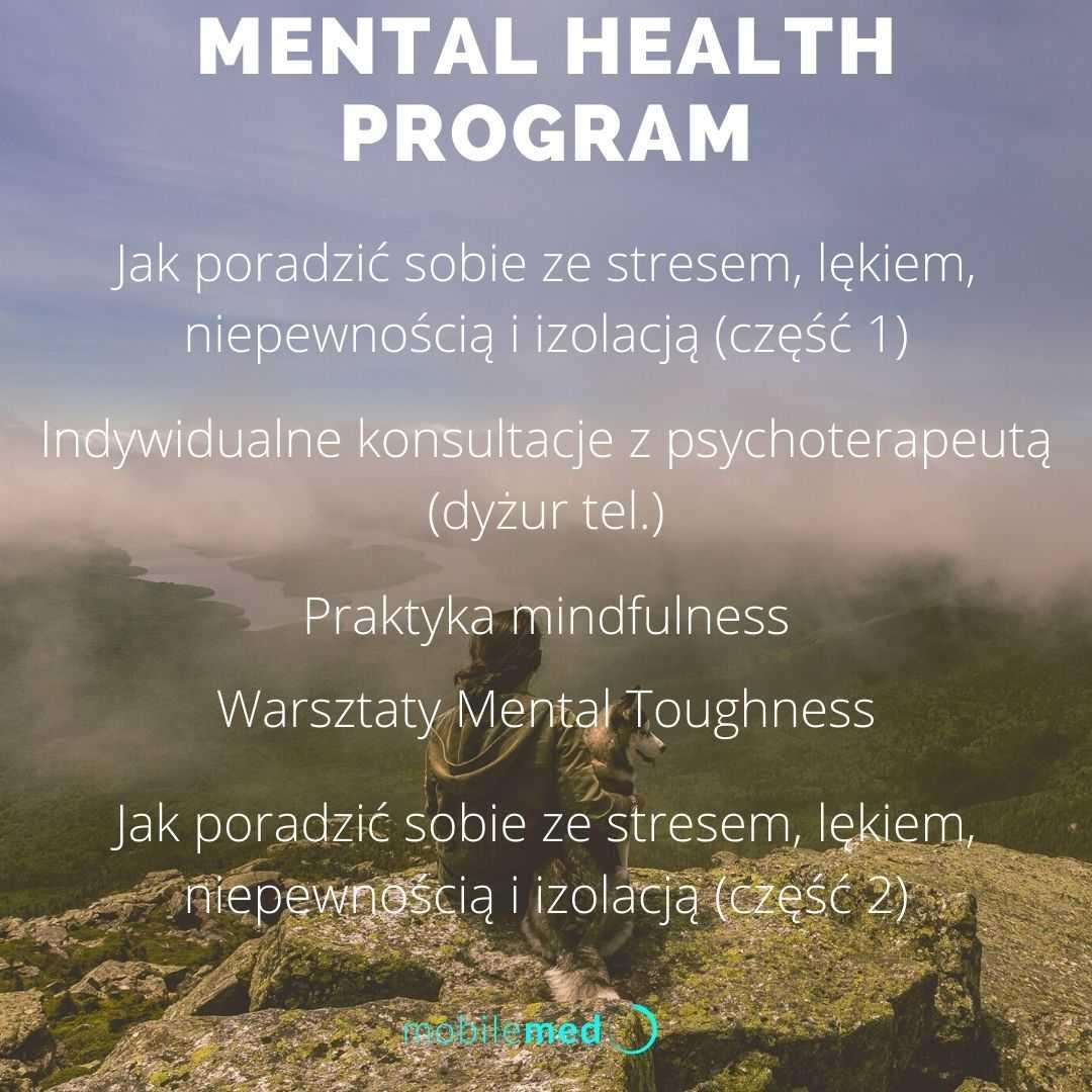Zdrowie psychiczne w miejscu pracy